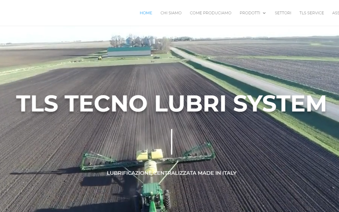 The new TLS Tecno Lubri System website is online